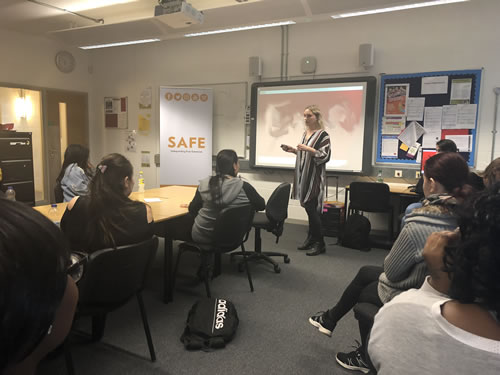 Working with college students to counter extremism